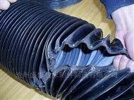 圆形缝制絲杠防護罩