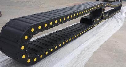 供应H45*100塑料工程拖链