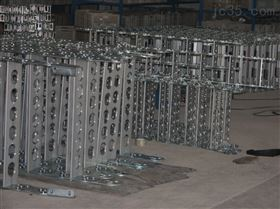 TL125加强型酒钢宏兴钢制拖链供应商