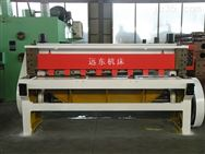 QH11-6×2000機械剪板機