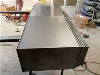 生产钢板机床伸缩护板