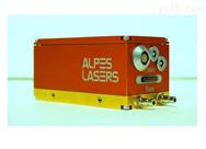 室温工作脉冲单模激光管