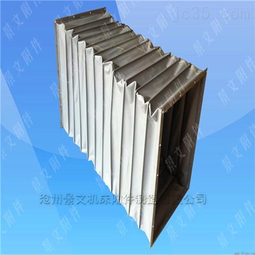 北京方形阻燃方形风道口软连接厂家直销