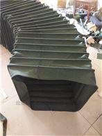 自定顆粒下料口耐磨帆布軟連接生產商
