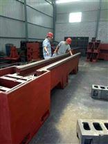 机床铸件 床身铸造 大型灰铸铁件