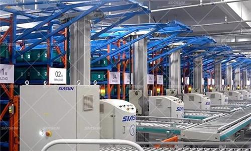 如何有效提升工厂效率?来看看新松物流是怎么做到的