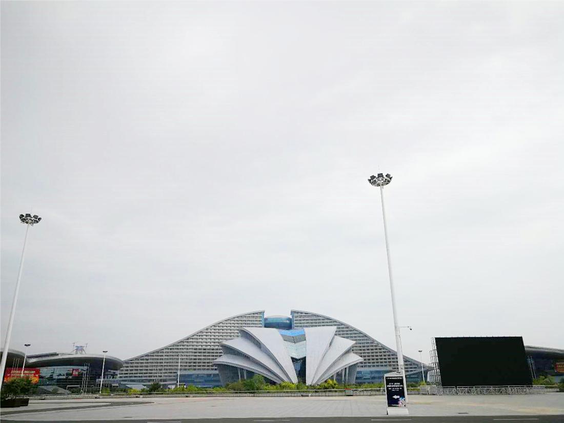 武汉国际机床展即将开幕 展会现场提前看