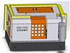 CNC500数控高精度轴磨床
